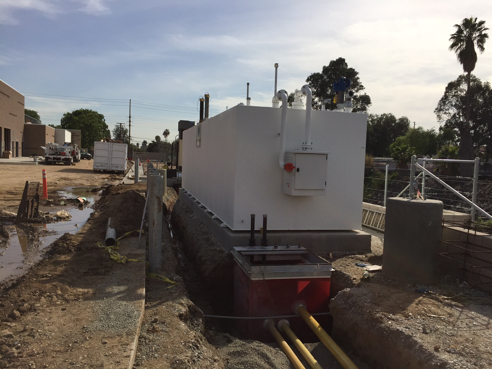 City Of San Gabriel Public Works Fuel System Installation